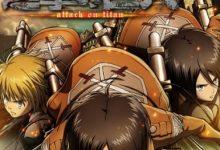 تحميل حلقات انمي Attack on Titan الجزء الأول برابط واحد