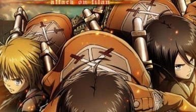 Photo of تحميل حلقات انمي Attack on Titan الجزء الأول برابط واحد