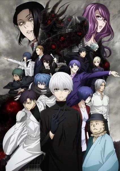 Photo of تحميل جميع حلقات انمي Tokyo Ghoul:re الجزء الرابع برابط واحد