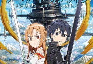 تحميل جميع حلقات انمي Sword Art Online برابط واحد