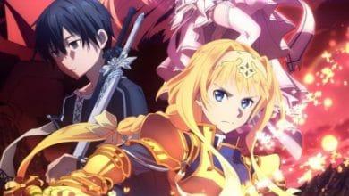 تحميل حلقات انمي Sword Art Online: Alicization - War of Underworld