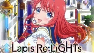 انمي Lapis Re:LiGHTs
