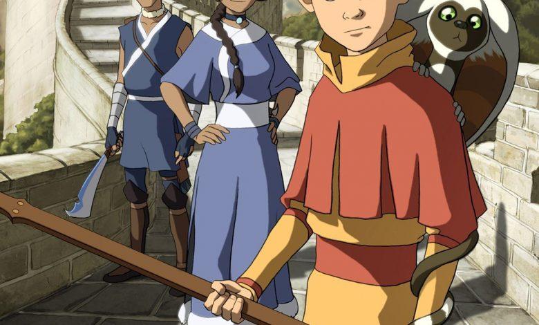 تحميل حلقات انمي Avatar: The Last Airbender برابط واحد ومباشر