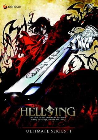 تحميل حلقات انمي Hellsing Ultimate برابط واحد ومباشر