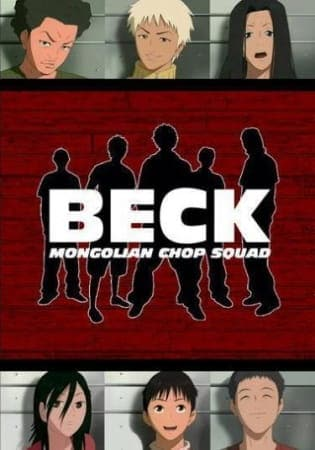 تحميل جميع حلقات انمي Beck برابط واحد ومباشر