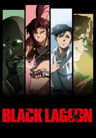 تحميل جميع حلقات انمي Black Lagoon