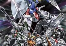 تحميل جميع حلقات انمي Mobile Suit Gundam 00