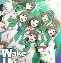 تحميل جميع حلقات انمي Wake Up Girls