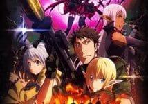 تحميل جميع حلقات انمي Gate: Jieitai Kanochi nite, Kaku Tatakaeri 2nd Season