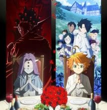 جميع حلقات انمي The Promised Neverland Season 2