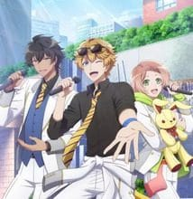 جميع حلقات انمي I★Chu: Halfway Through the Idol