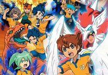 جميع حلقات انمي Inazuma Eleven Go: Chrono Stone