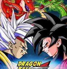 جميع حلقات انمي Dragon Ball GT